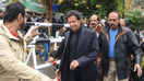 Pakistani opposition leader Imran Khan (C) leaves a Supreme Court hearing in Islamabad January 4. Pakistan's struggles with terrorism have strengthened its commitment to democracy. [FAROOQ NAEEM/AFP]