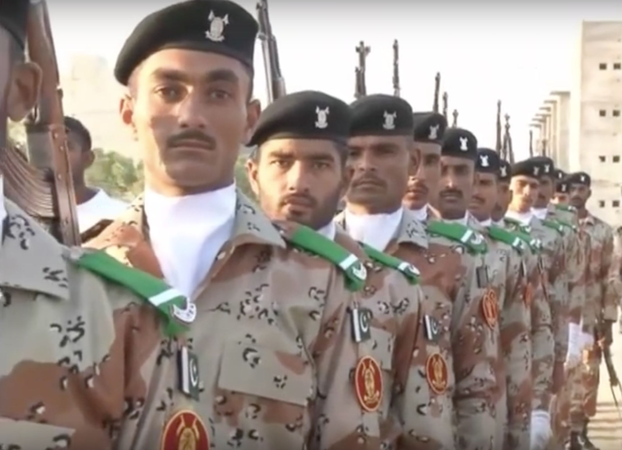 Expectations high Rangers will stem uptick in militant attacks in Punjab