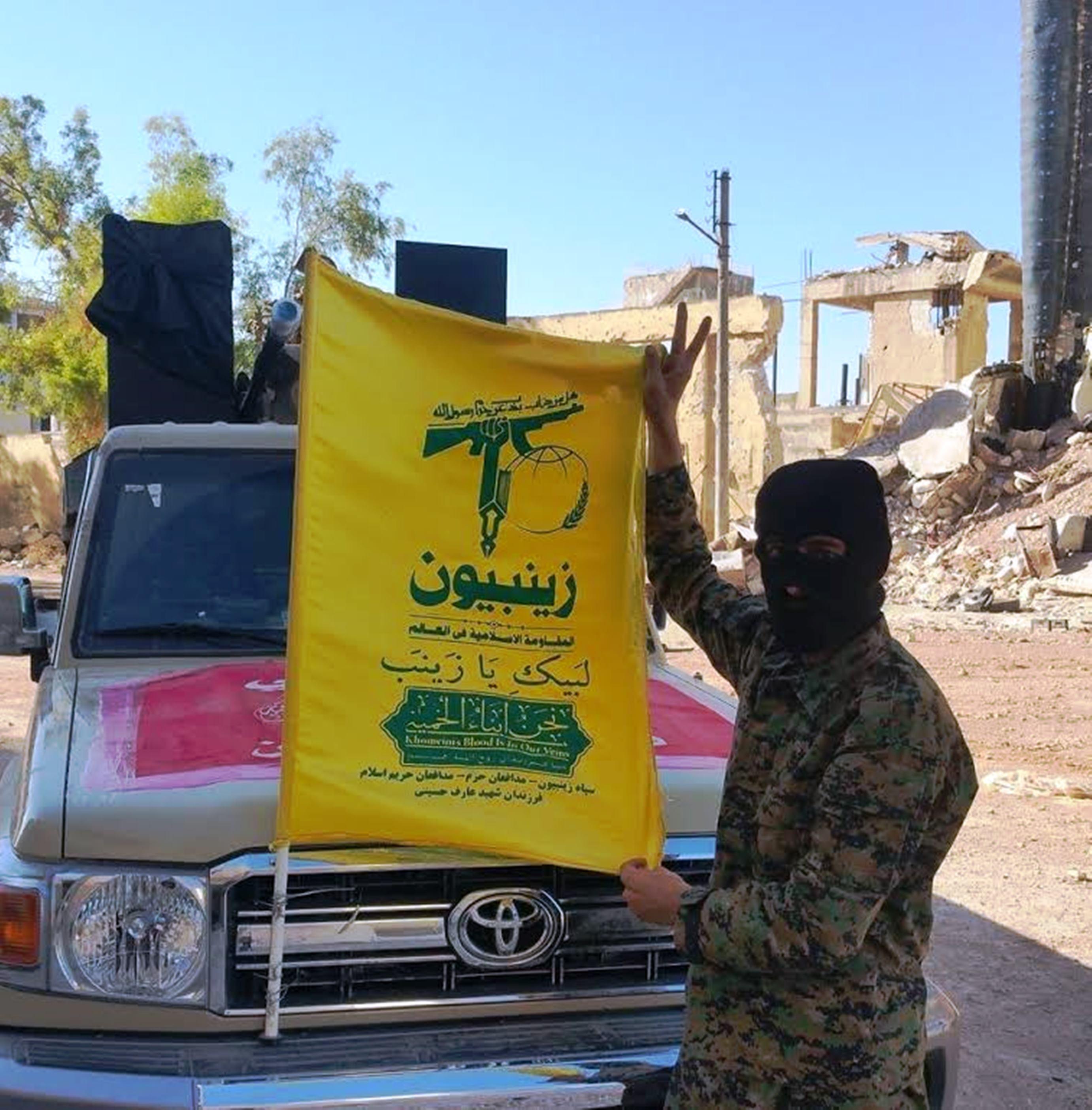 Use of Pakistani brigade reveals Iran's sectarian tactics in regional conflict