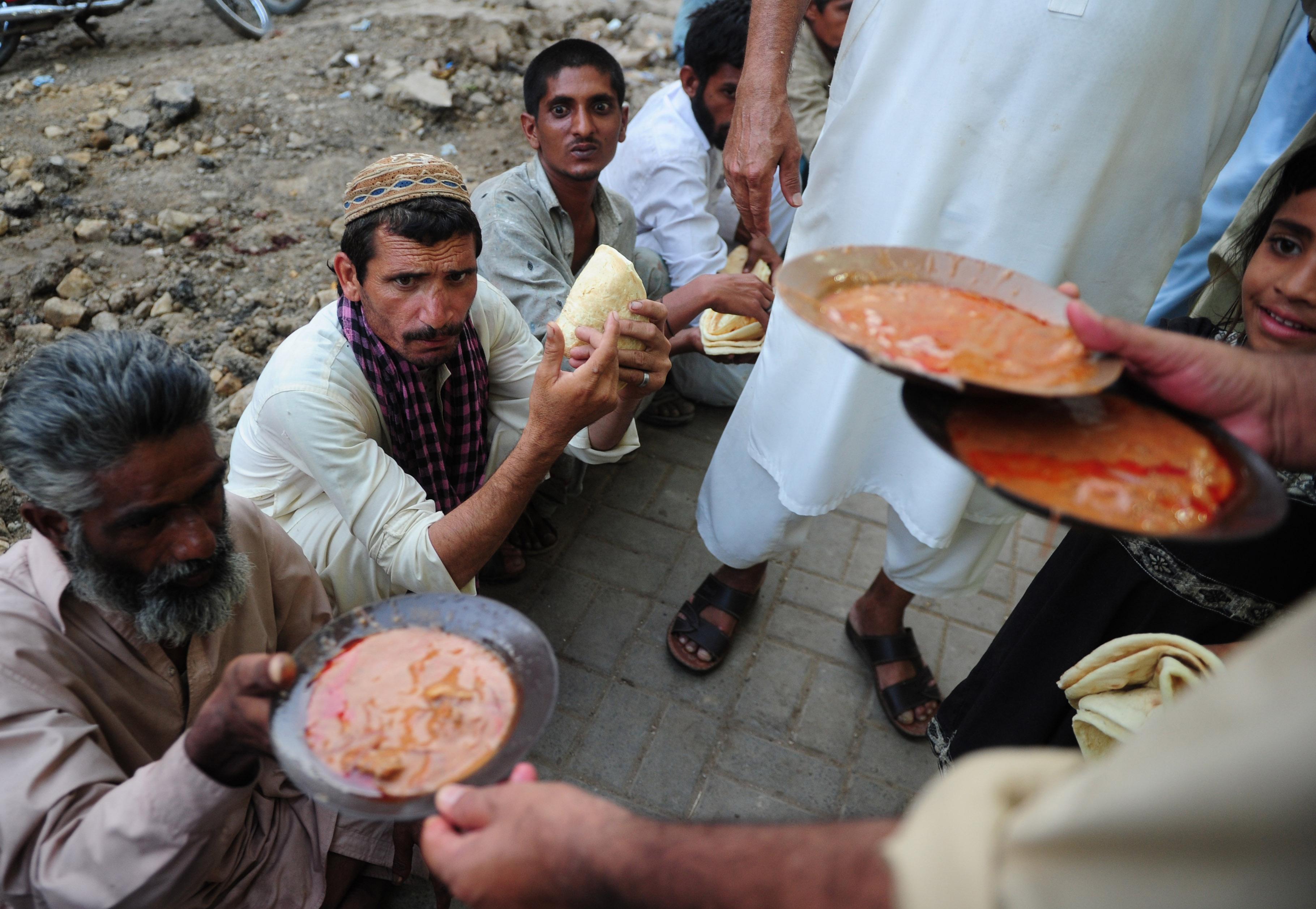 پاکستان کی طرف سے خیرات کے نام پر بھتے کے خلاف تنبیہ