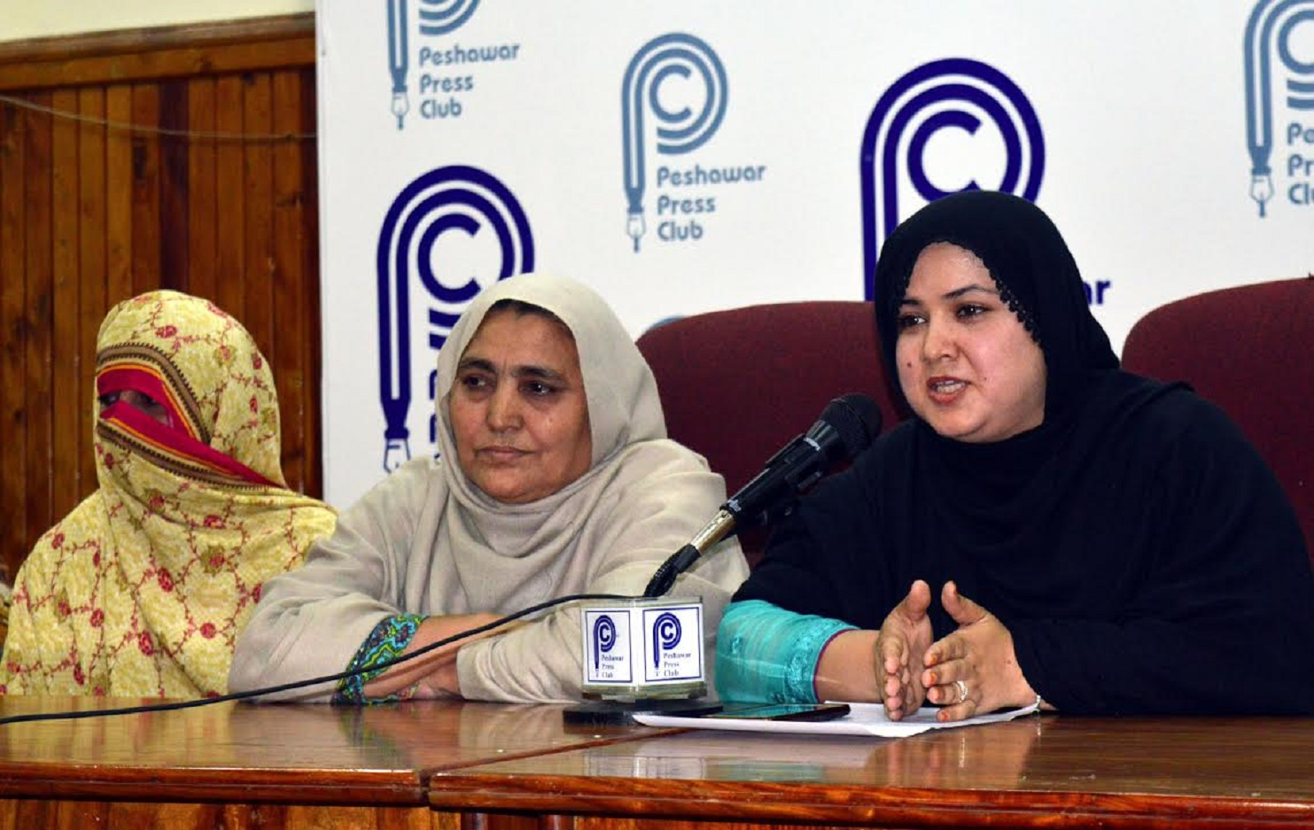 Tribal women seek political, social rights in FATA