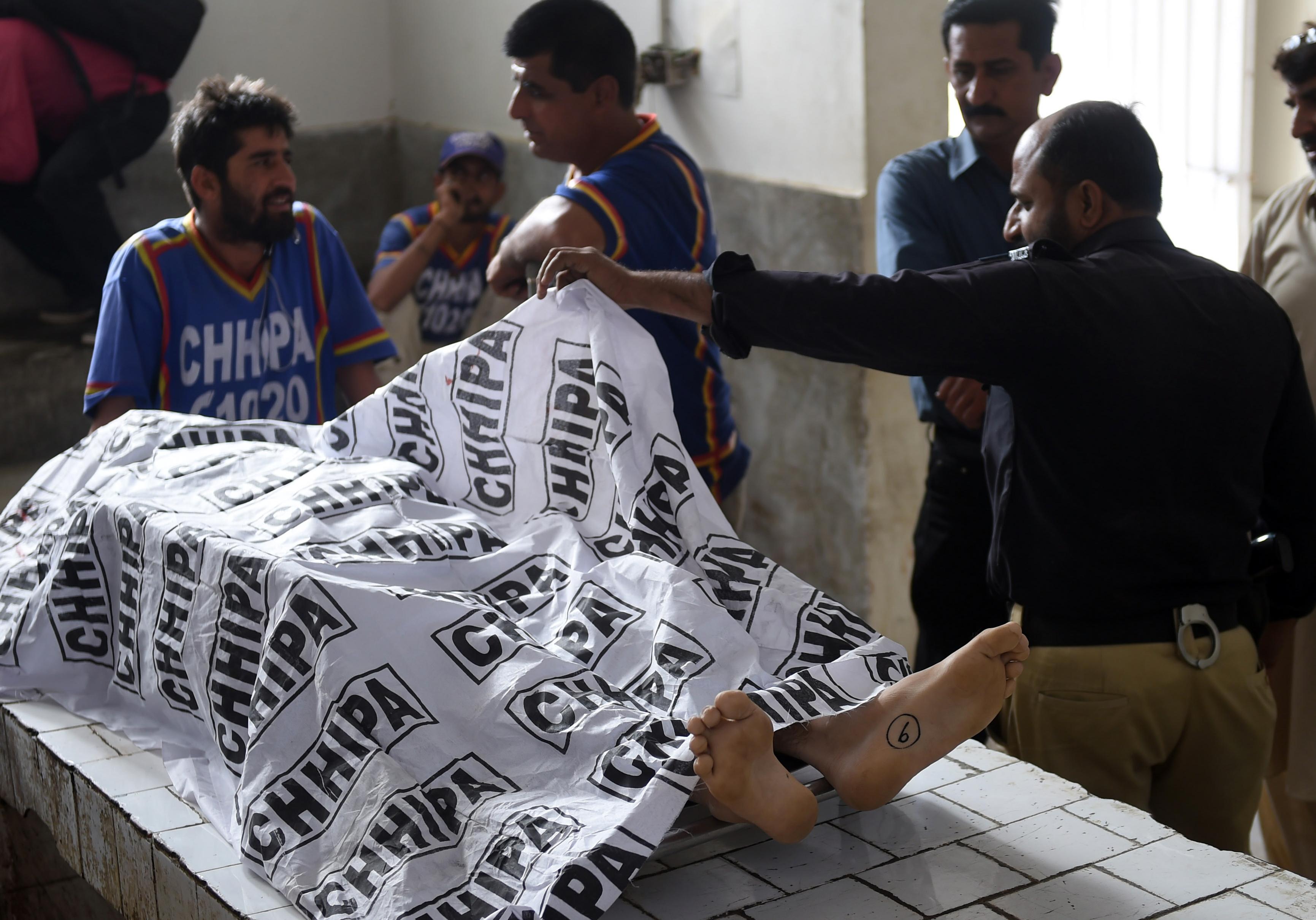 پاکستانی سیکورٹی فورسز نے ہلاکتوں میں کمی دیکھی ہے