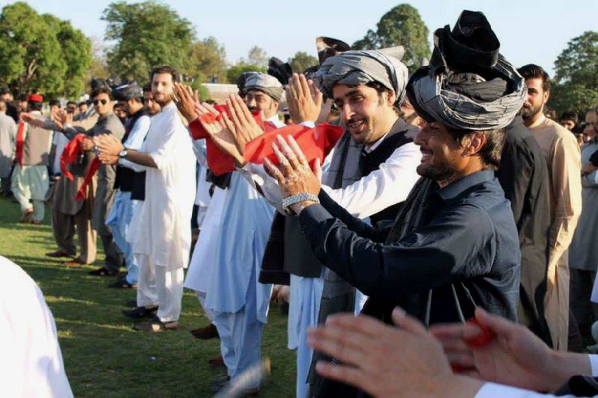 Peshawar youth unite over Attan for Peace
