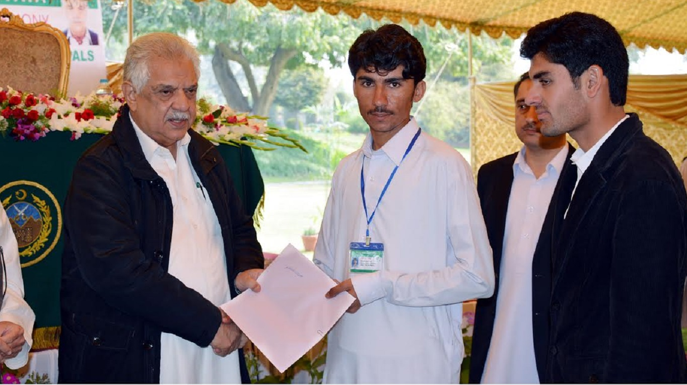 FATA aims for 100% school enrolment