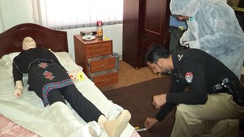Specialised police schools train thousands of KP officers