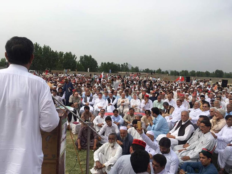 مشعال خان کے چہلم پر رواداری اور عدم تشدد کی ضرورت پر زور