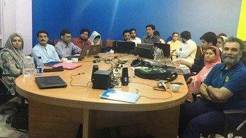 پشاور میں صحافت کے طلبا، آسٹریلیا کے ساتھ منسلک ہو گئے