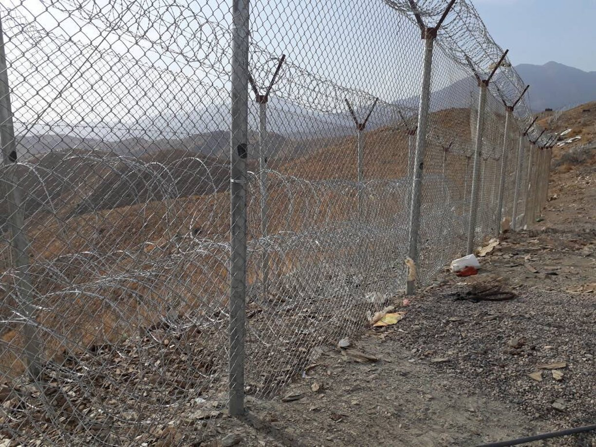 Pakistan starts fencing border with Afghanistan