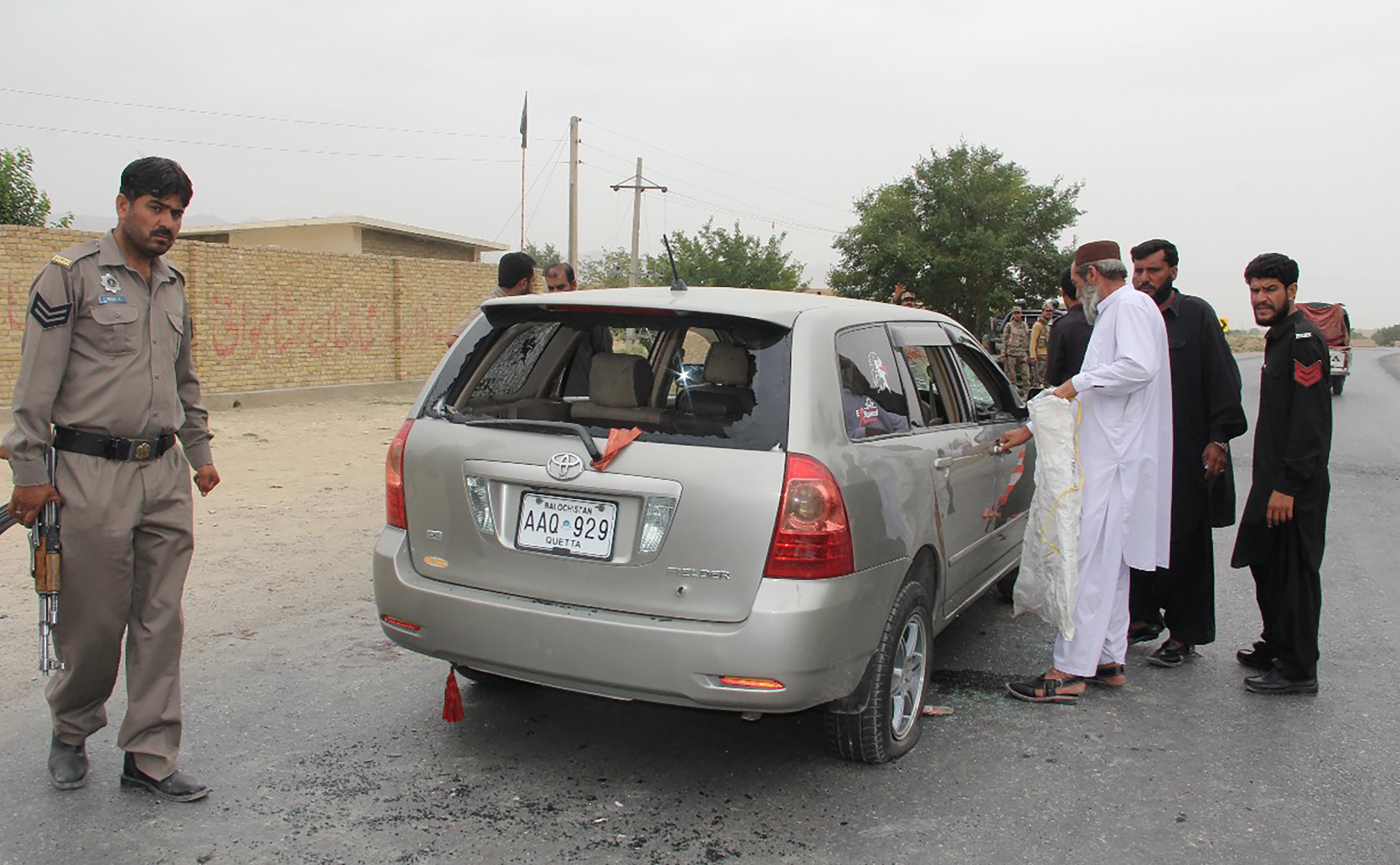 نسلی فسادات کے خلاف بلوچستان کا از سرِ نو وار