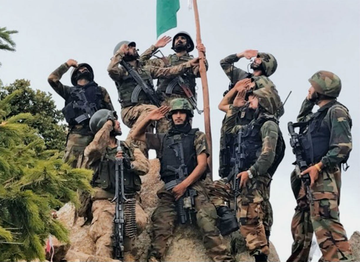 Pakistani army ahead of schedule with Operation Khyber-IV