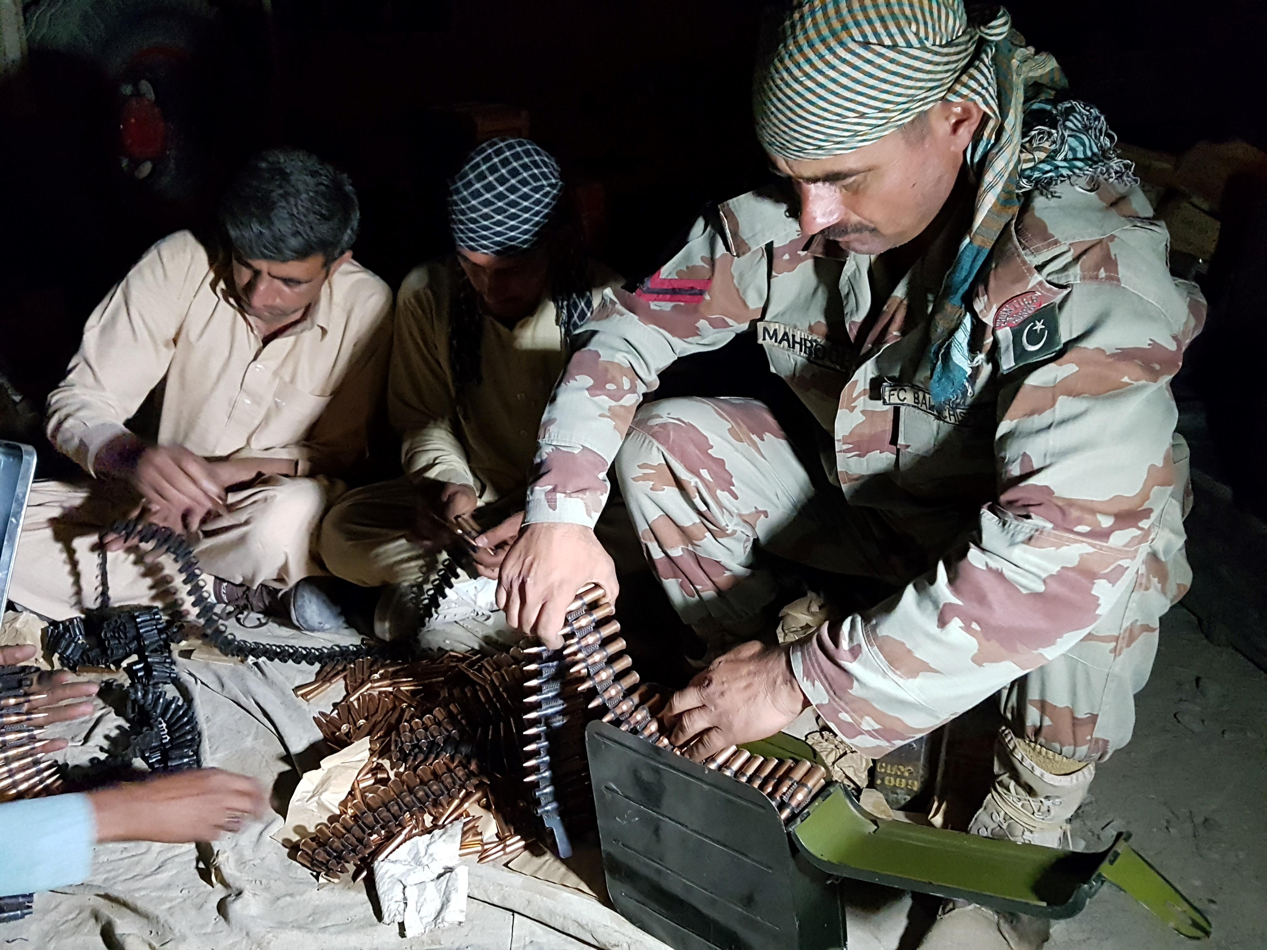 Pakistan emphasises border security to curb militancy