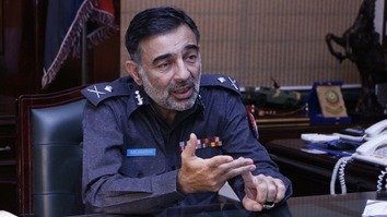 Militants are on the defensive, says KP inspector general of police