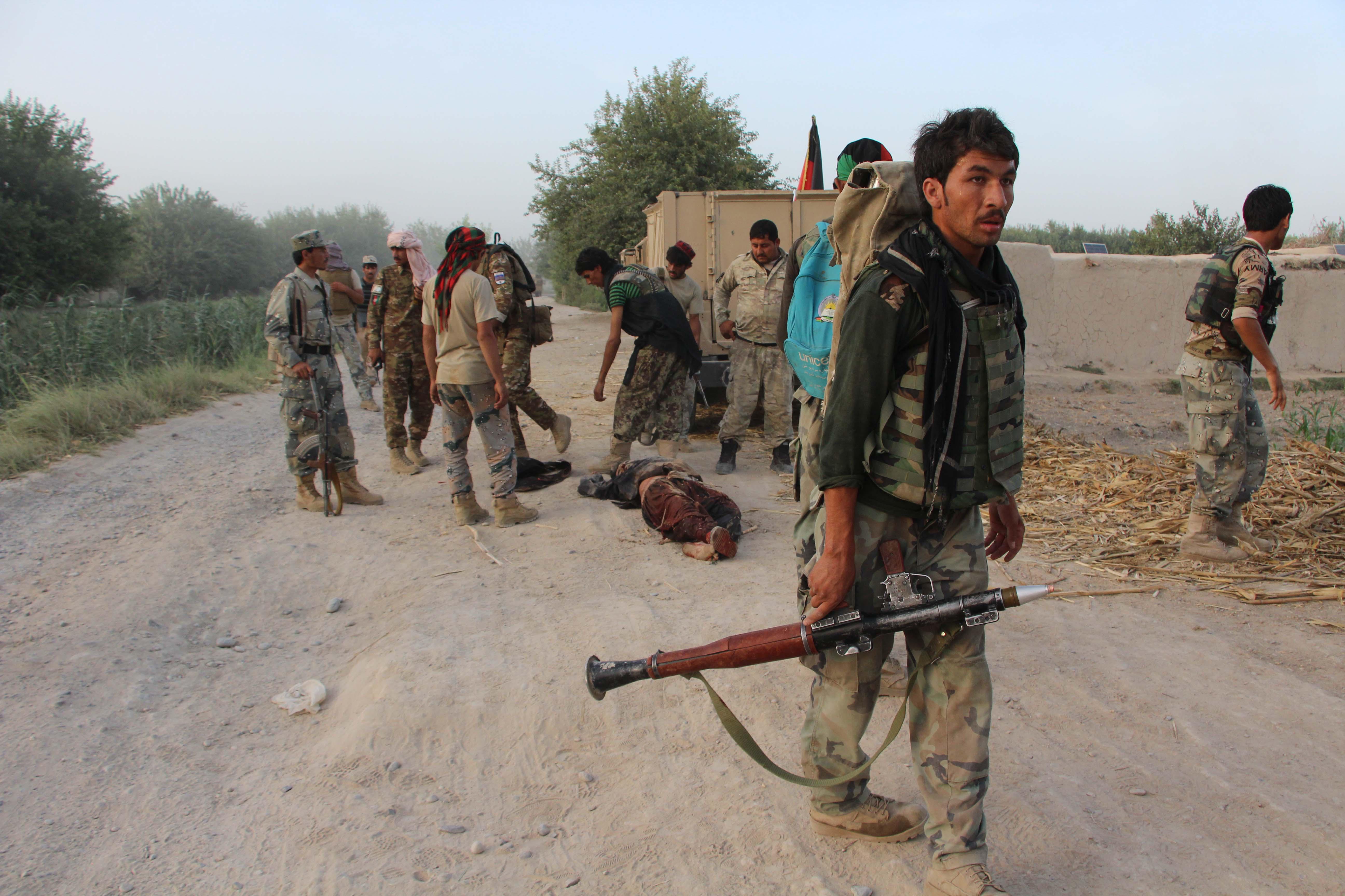 افغانستان میں عسکریت پسندوں کو دھوکے سے یقین دلایا گیا کہ ان کا مقصد درست ہے
