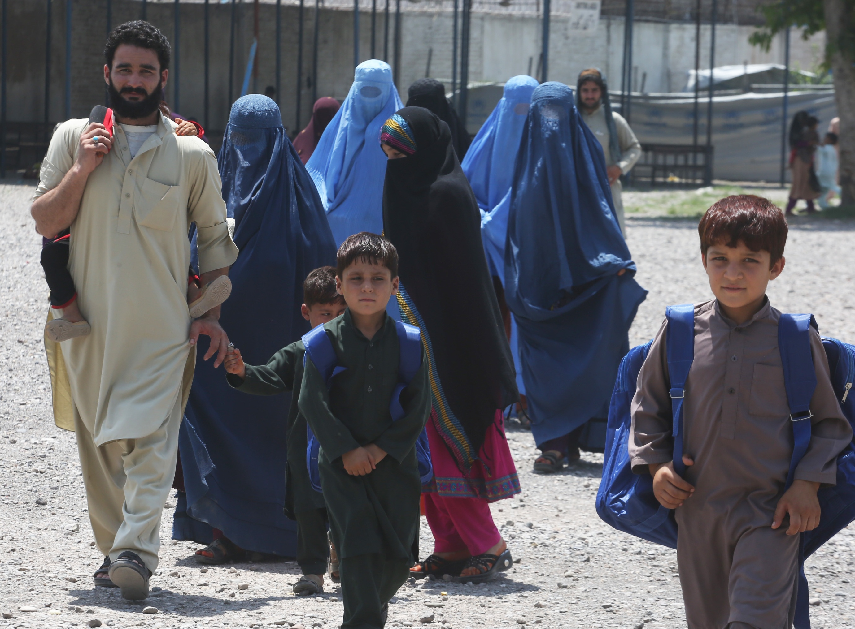 Registration of Afghans living in Pakistan accelerates