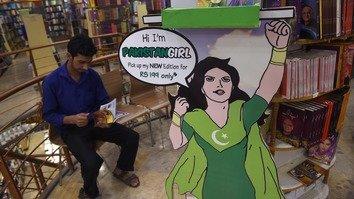 'پاکستان گرل' نوجوانوں کو ناانصافی کے خلاف جنگ پر اُکساتی ہے