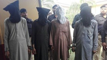 In an intelligence based operation in Dera Ismail Khan on September 24, part of Operation Radd-ul-Fasaad, joint forces killed three wanted terrorists and arrested several others in the Garra Mada area, according to police. Such operations have been beefed up after authorities circulated a list of 109 most wanted terrorists among all provinces and the Federally Administered Tribal Areas (FATA). [Dera Ismail Khan Police]