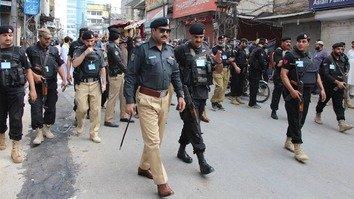 کڑی سیکورٹی میں پاکستان میں پرامن عاشورہ کا انعقاد