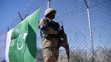 In photos: securing the Pakistan-Afghanistan border