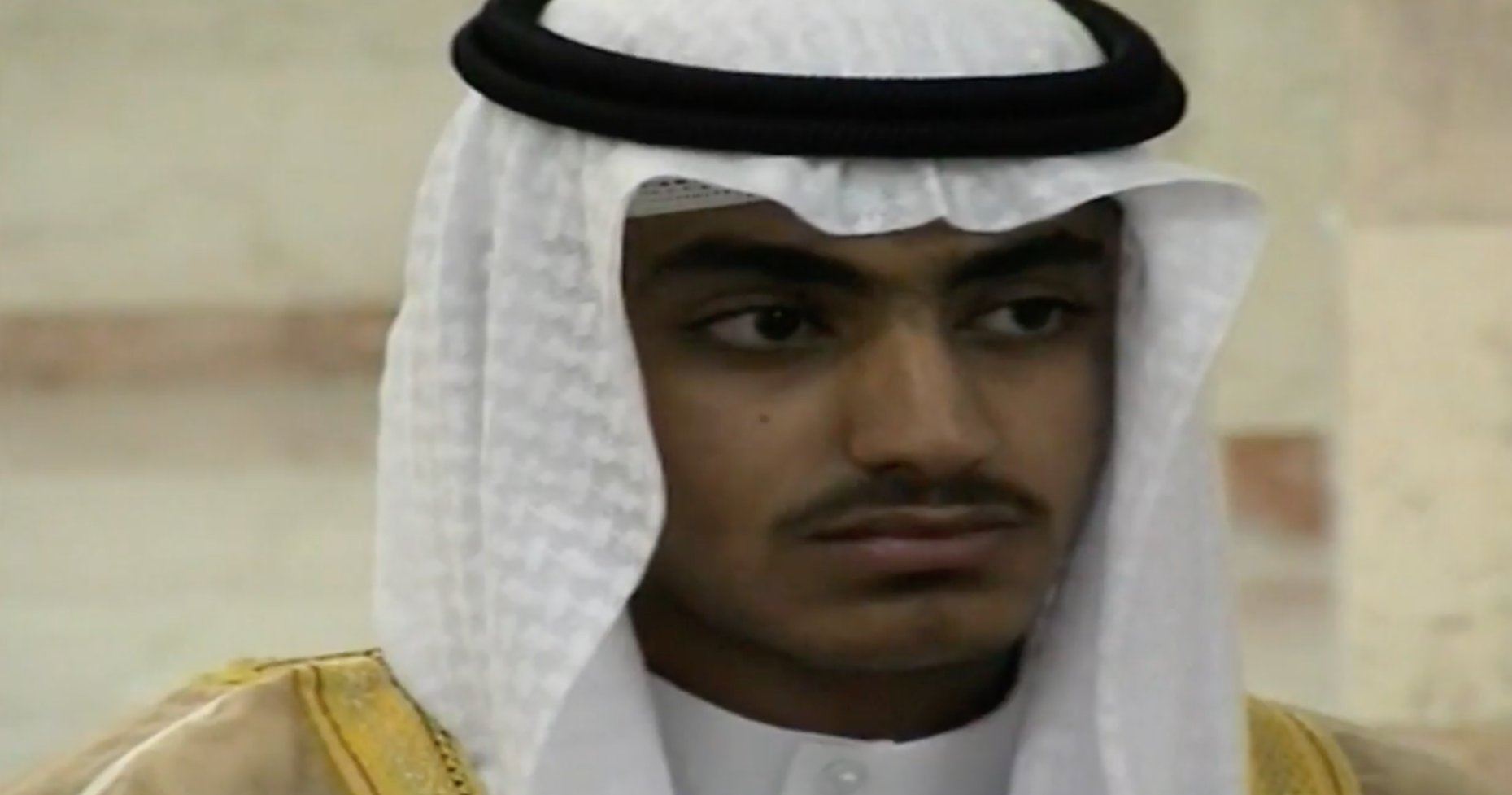 A video released by the CIA November 1 shows the first adult images of Hamza bin Laden, the son of late al-Qaeda leader Osama bin Laden.