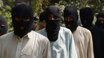 ISIS expansion faltering in Afghanistan, Pakistan