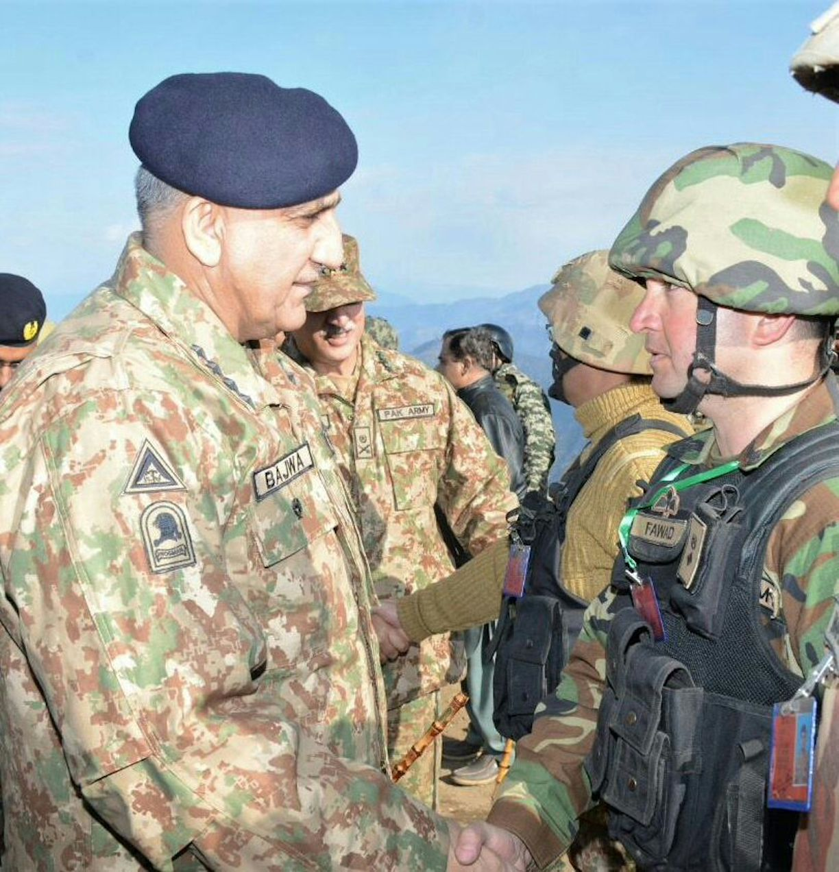 Bajwa praises troops, ulema for efforts securing peace