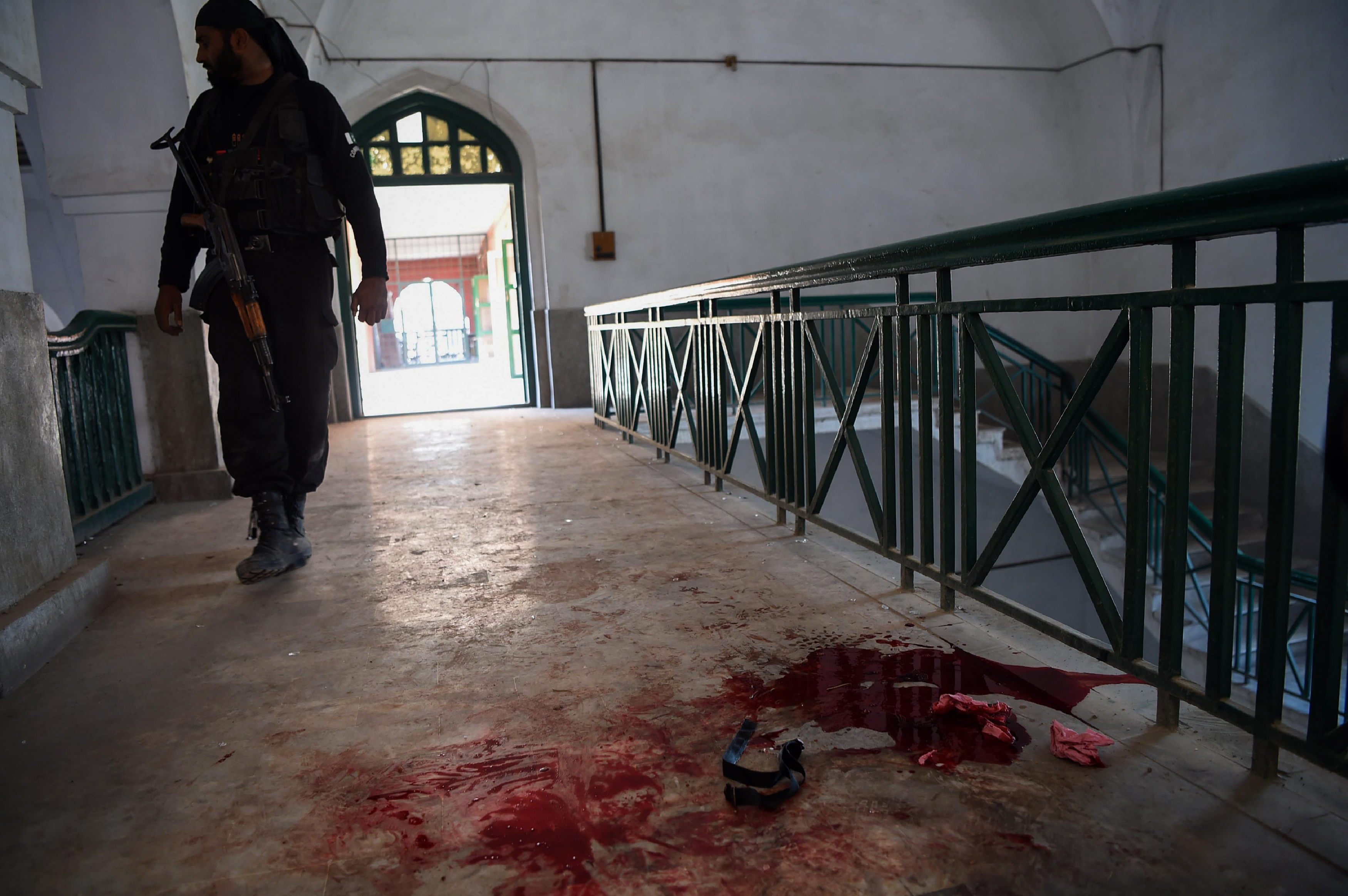 Peshawar police quickly end Taliban attack on Agriculture Training Institute
