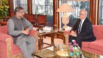 Pakistan, Uzbekistan discuss enhancing bilateral trade, investment