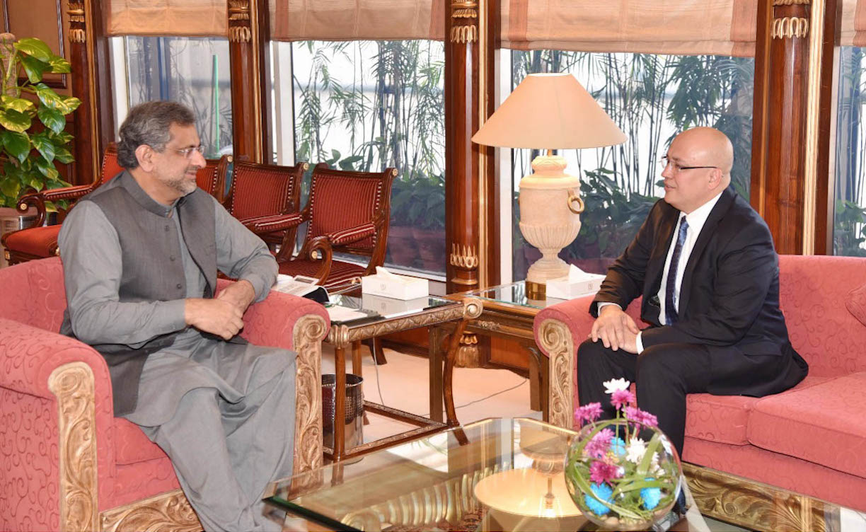 Pakistan, Uzbekistan discuss enhancing bilateral trade, investment