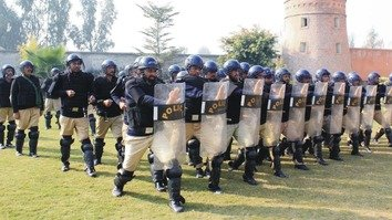 Specialised training continues to enhance KP Police