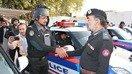 کے پی پولیس گاڑیوں کو بُلٹ پروف بنائے گی
