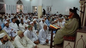KP authorities approve honourarium for qualified imams