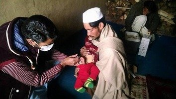 KP health officials prevent spread of hepatitis B with vaccines