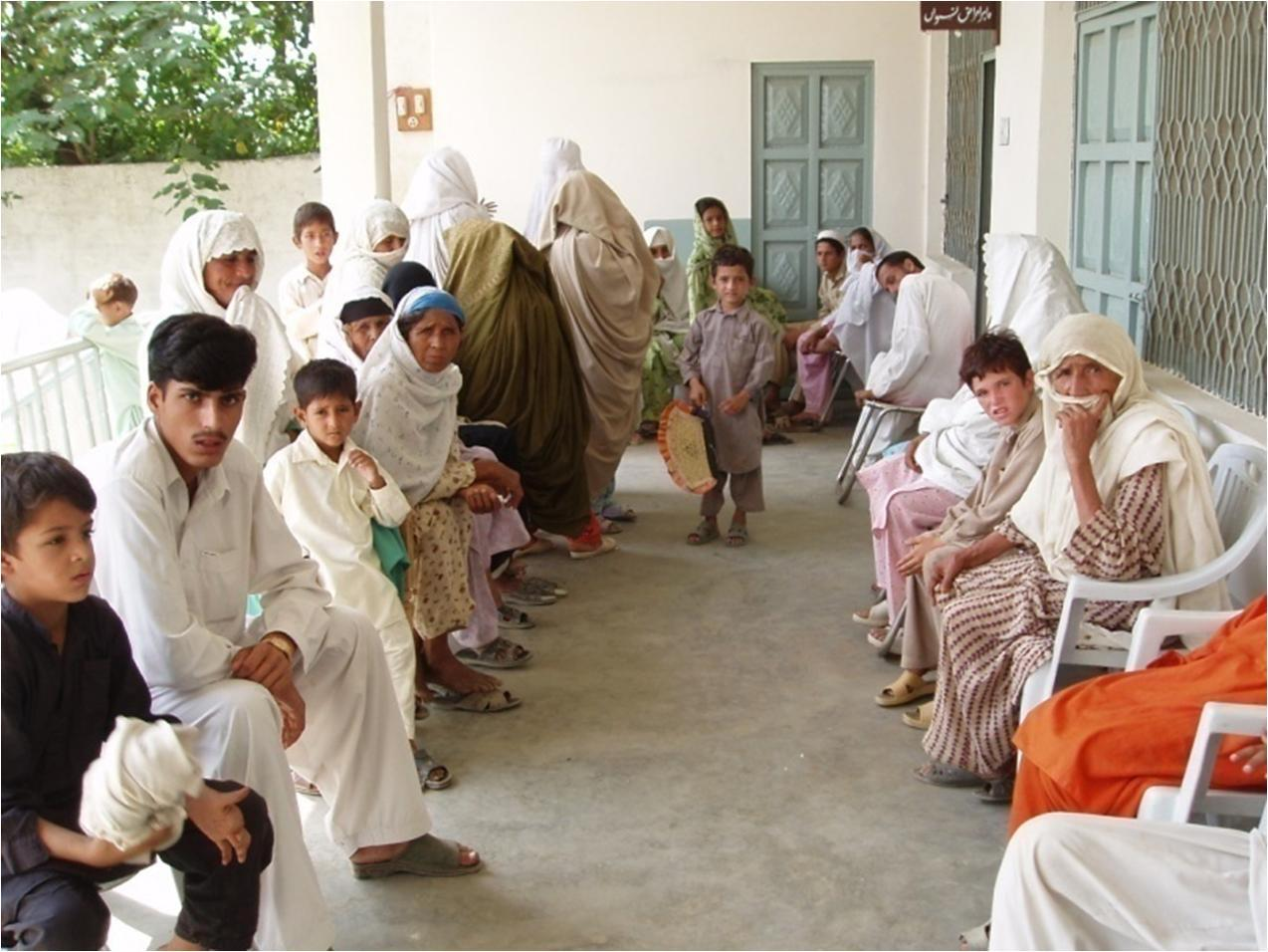 Public-private partnership brings specialised medical services to FATA