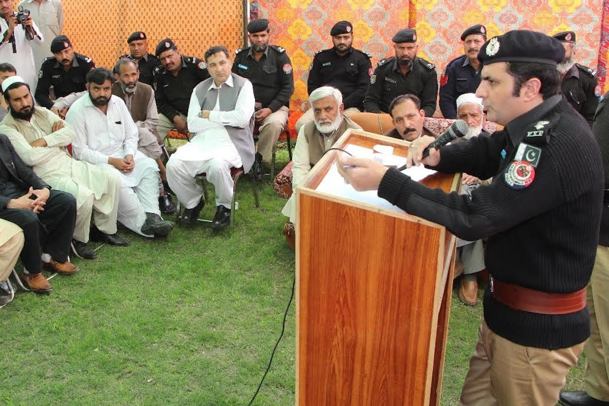 KP Police combat corruption with outreach, disciplinary measures