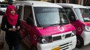 Pink Taxi empowers women in Pakistan with safe rides