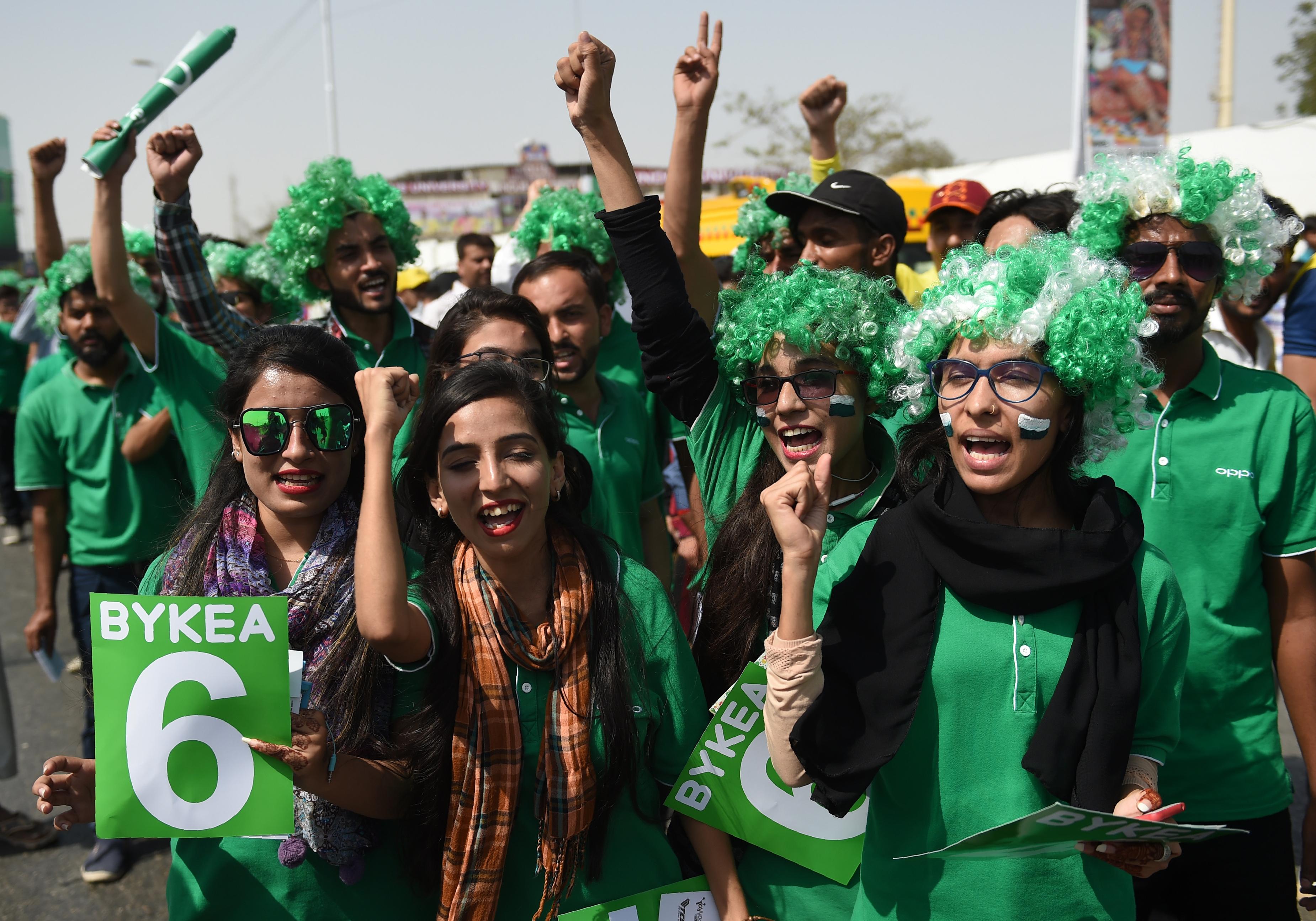 پاکستان سپر لیگ فائنل کا 'امن کی فتح' کے طور پر خیرمقدم
