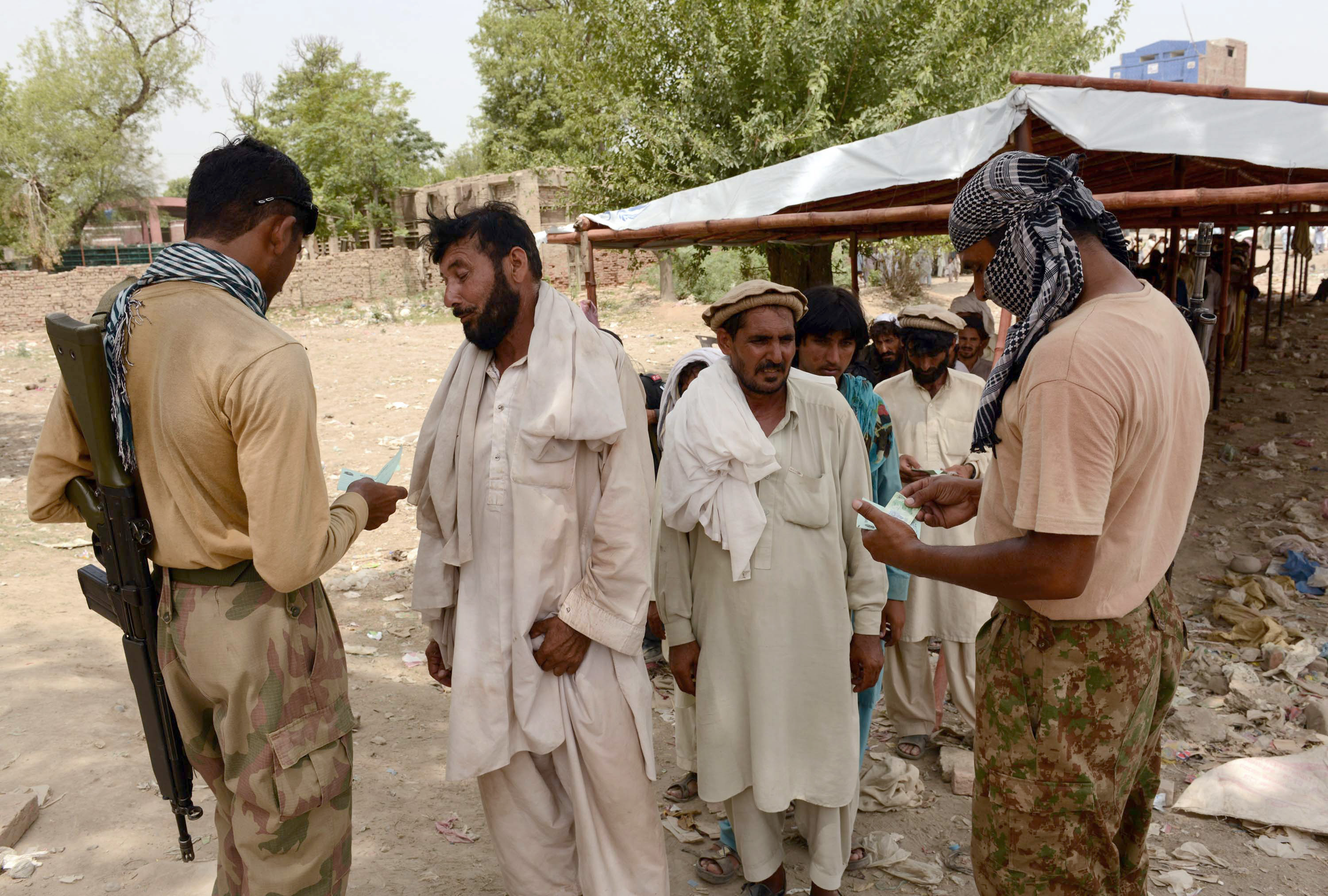 Pakistani army to scale down FATA security checkpoints, address local concerns