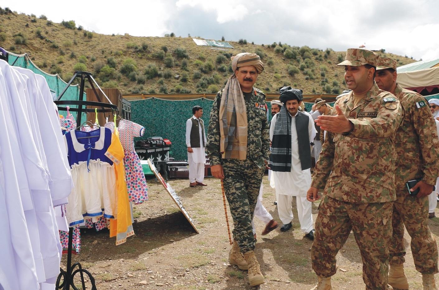 De-radicalised Pakistani youth become 'useful' members of society