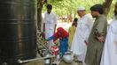 Solar powered wells bring clean water to Bajaur Agency