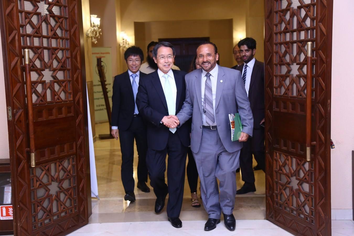جاپان کی جانب سے پاکستان میں قومی حدود سے بالا سیکیورٹی مضبوط کرنے کے منصوبوں کے لیے سرمائے کی فراہمی