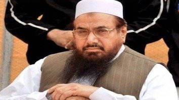 Jamaat-ud-Dawa (JuD) head Hafiz Saeed, shown in an undated photo, operates freely in Pakistan despite a $10 million US bounty on his head. [Flickr/News Measurements Network Live]