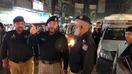 عید الفطر کے لیے کے پی میں سیکورٹی کے سخت انتظامات، سرحد کی کڑی نگرانی