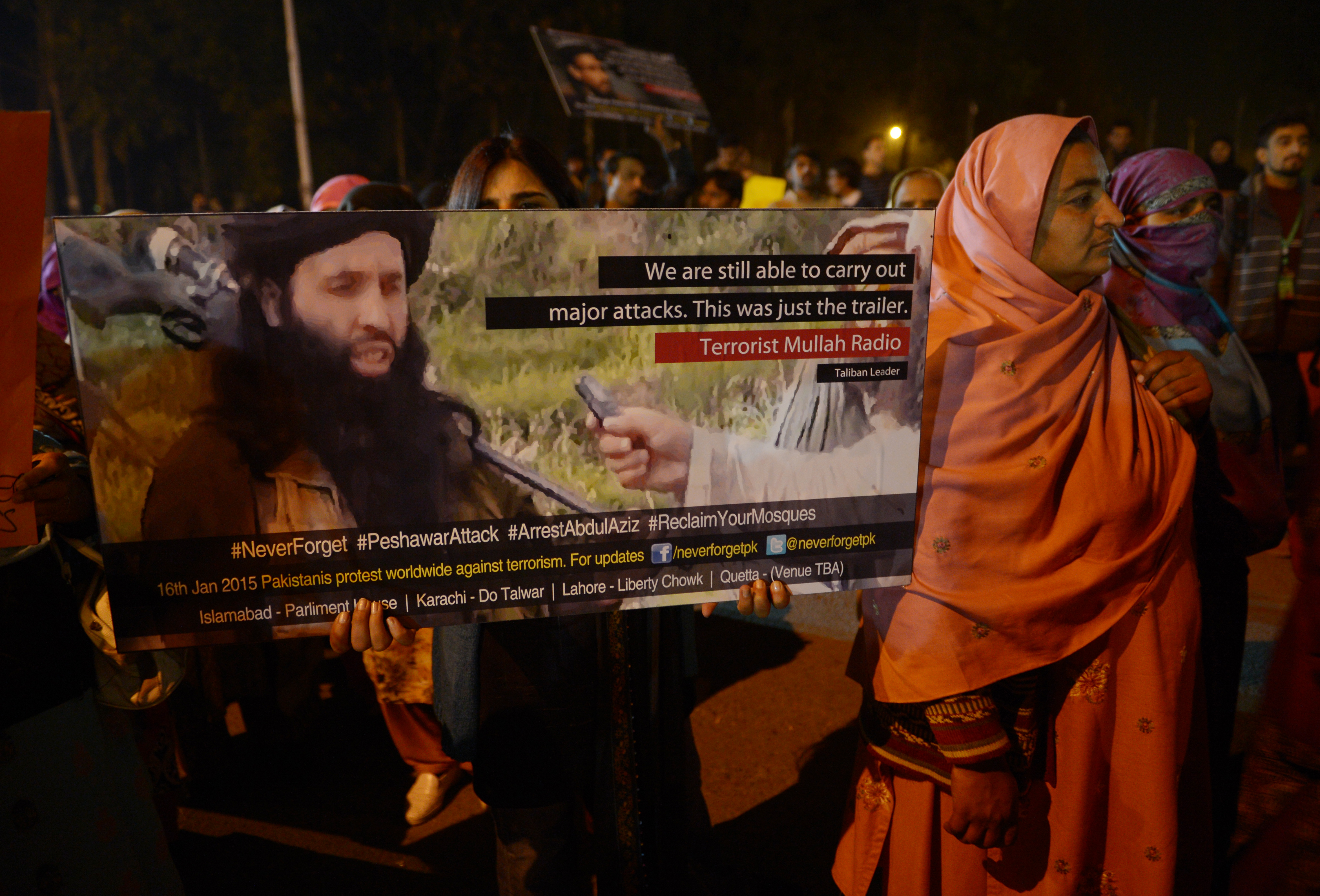 Pakistani Taliban chief believed killed in joint Afghan-US strike