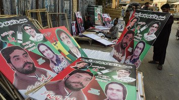 Pakistan's election campaigns proceeding with peace, security