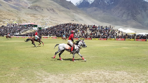 More than 15,000 spectators attended the final match on July 9, according to the Tourism Corporation of Khyber Pakhtunkhwa. [Danish Yousafzai]