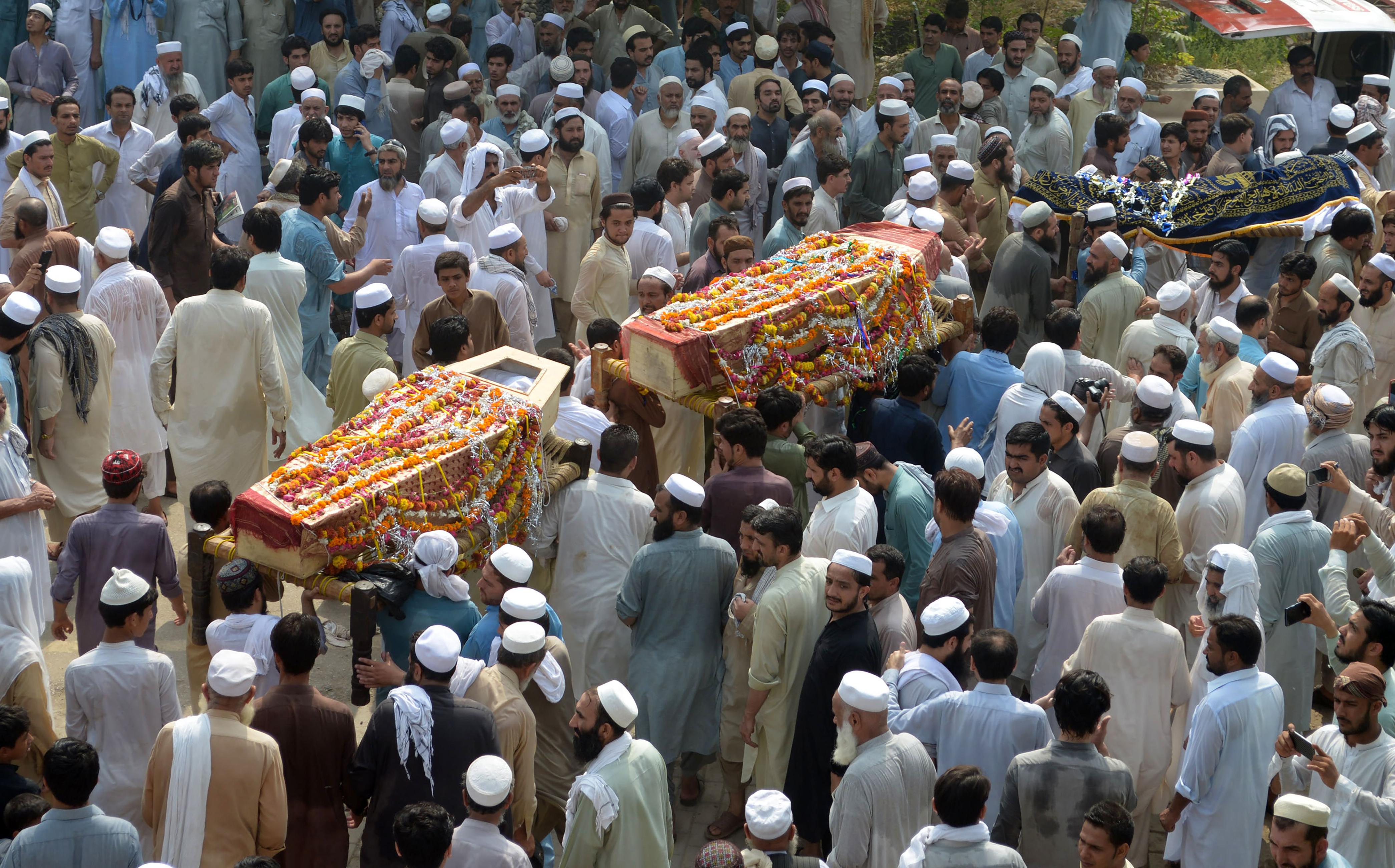 په پيښور کې د ټي ټي پي بريد په جمهوري بهير کې د پاکستانيانو ژمنه قوي کوي