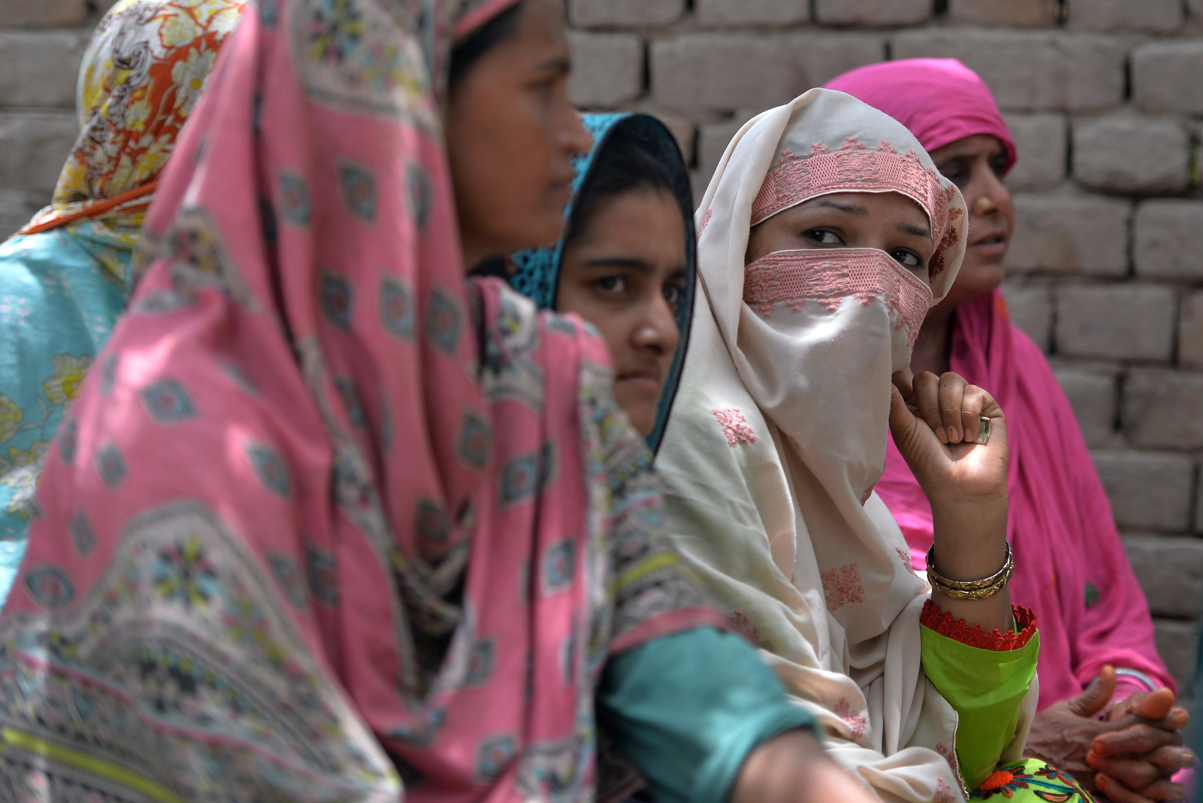 Defying local ban, women in Punjab village vow to vote in general elections