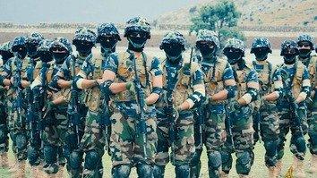 Elite Taliban fighters undergo unprecedented special forces training in Iran