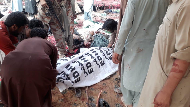 پاکستانی فورسز نے مستونگ بم دھماکے کے داعش کے منصوبہ ساز کو ہلاک کر دیا