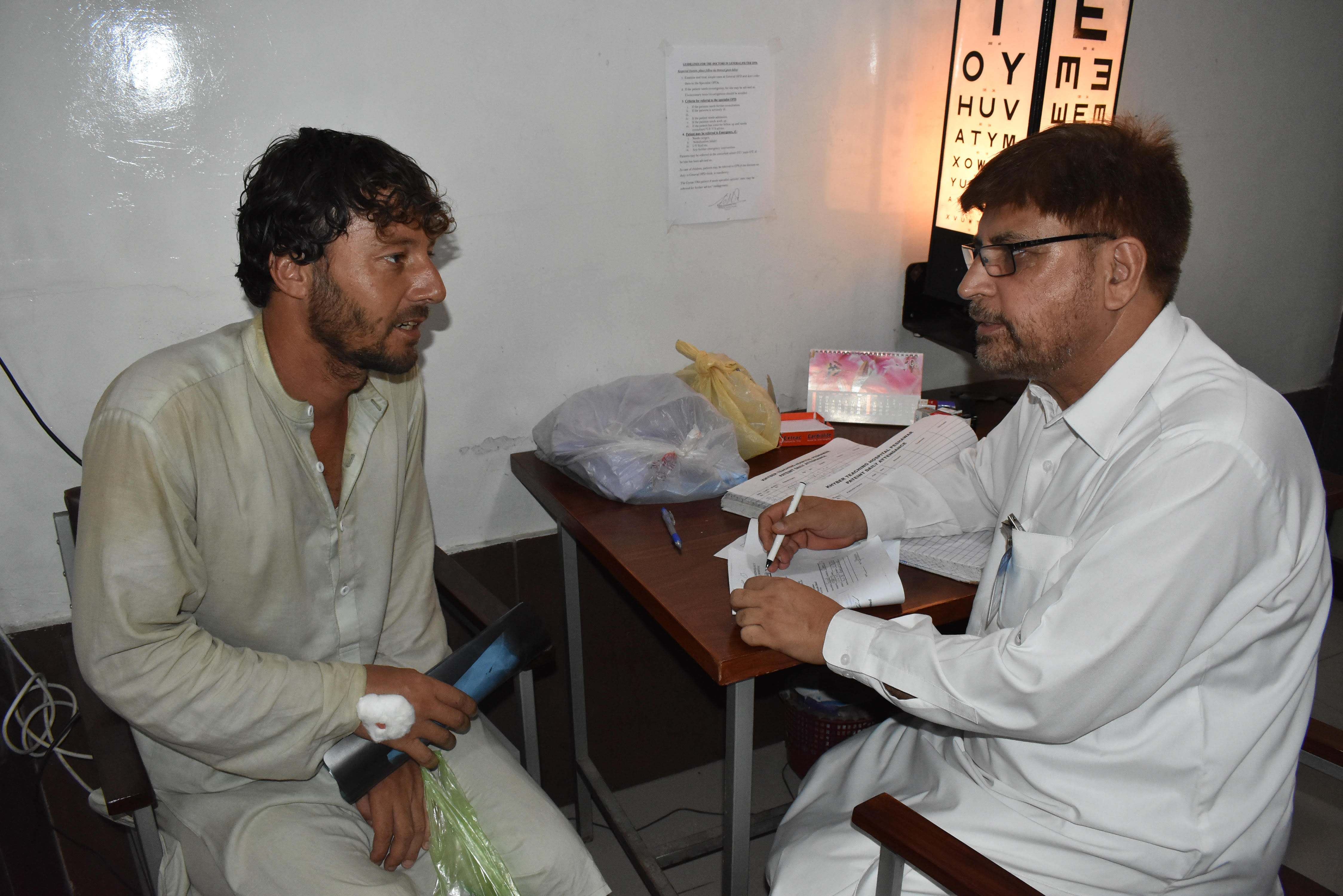 Afghan patients find relief following Pakistan's decision to soften visa restrictions